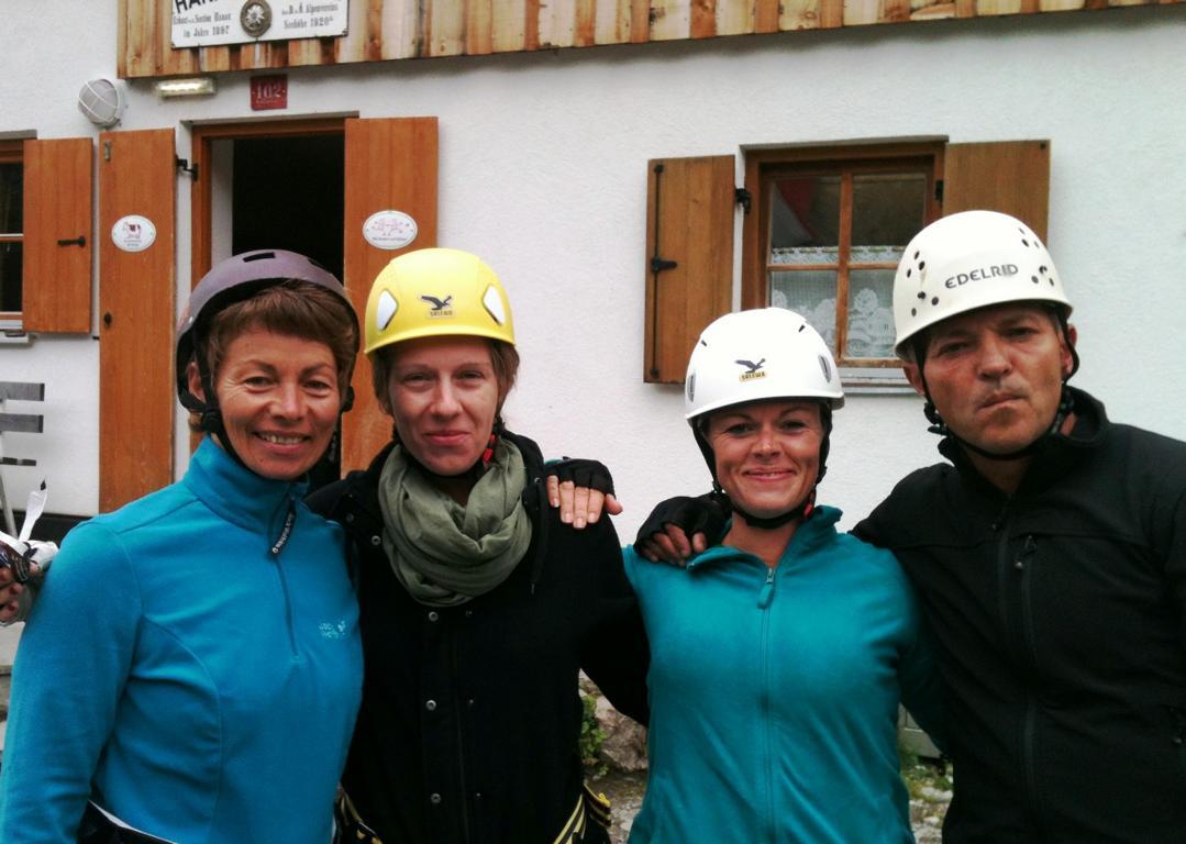 K1024_Klettersteig Team